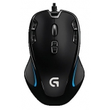 мышка Logitech Gaming Mouse G300s Black USB