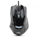 мышка CROWN CMXG-1100 BLAZE Black USB (6 кнопок)