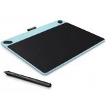 планшет для рисования WACOM Intuos Art Pen & Touch Medium Tablet, голубой
