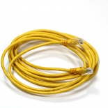 кабель (шнур) Cable Patch Cord 3m Aopen ANP511_3M_Y