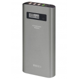 аксессуар для телефона Внешний аккумулятор InterStep PB24QC 24000 мАч