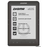 электронная книга Digma E63S темно-серая