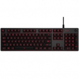 клавиатура Logitech G413 Mechanical, черная