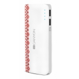 аксессуар для телефона Мобильный аккумулятор Canyon CNE-CPB130V Вышиванка