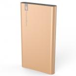 аксессуар для телефона Внешний аккумулятор GPFP05MGE-2CRB1 5000mAh, золотистый