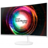 монитор Samsung C27H711QEI, белый