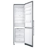 холодильник LG GA-B499YLCZ, серебристый
