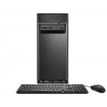 фирменный компьютер Lenovo H50-55 (AMD A10-8750/4Gb/1000Gb SSHD/DVD-RW/AMD Radeon R7 350 2Gb/GbLAN/Win 10 Home), чёрный