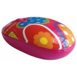 мышка CBR Candy USB + коврик