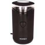 Кофемолка Supra CGS-310 черная