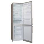 холодильник LG GA-B489YEQZ бежевый