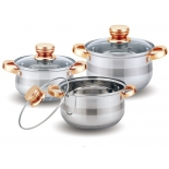 набор посуды Kelli (KL-4216)