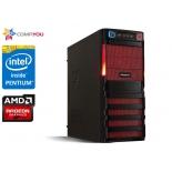 CompYou Home PC H575 (CY.536640.H575), купить за 17 599 руб.