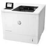 лазерный ч/б принтер HP LaserJet Enterprise M607n (настольный)