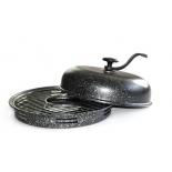 сковорода Чудо гриль-газ D-509 (мраморное покрытие)