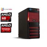 CompYou Home PC H555 (CY.587756.H555), купить за 32 640 руб.