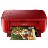 МФУ Canon PIXMA MG3640 струйное, Красный