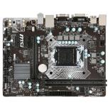 материнская плата MSI H110M PRO-VD (mATX, LGA1151, Intel H110)
