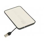 корпус для жесткого диска AgeSTAR SUB2A8 (USB 2.0, 2.5'', SATA), чёрно-серебристый