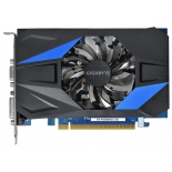 видеокарта GeForce GIGABYTE GeForce GT 730 1066Mhz PCI-E 2.0 1024Mb 5000Mhz 64 bit DVI HDMI HDCP (GV-N730D5OC-1GI)