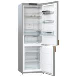 холодильник Gorenje NRK612ST серый
