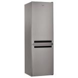 холодильник Whirlpool BSNF 8121 OX, серебристый
