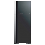 холодильник Hitachi R-VG 542 PU3 GGR серебристый