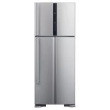 холодильник Hitachi R-V 542 PU3 SLS серебристый