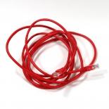 кабель (шнур) Aopen UTP 5e 3m ANP511_3M_R красный