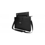 сумка для ноутбука Lenovo Executive Leather Case, черная