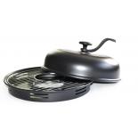 сковорода Чудо гриль-газ D-508, керамическое покрытие