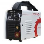 Сварочный аппарат Интерскол ИСА-170 (инвертор)
