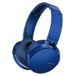 гарнитура для телефона Sony MDR-XB950B1/L, синяя