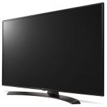 телевизор LG 55LJ622V, коричневый