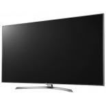 телевизор LG 49UJ750V, серебристый