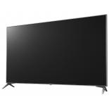 телевизор LG 49UJ740V, серебристый