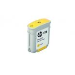 картридж для принтера HP №728 F9J61А, желтый