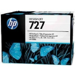 аксессуар к принтеру Печатающая головка HP №727 B3P06A, многоцветная