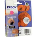 картридж для принтера Epson T1703 (C13T17034A10) пурпурный