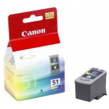 картридж Canon CL-51 (0619B001), Трехцветный