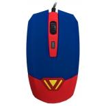 мышка CBR CM-833 Superman, оптическая, USB, с виброприводом