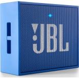 портативная акустика JBL GO, синяя