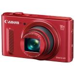 цифровой фотоаппарат Canon PowerShot SX610HS красный