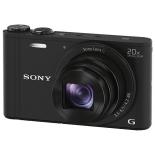 цифровой фотоаппарат Sony Cyber-shot DSC-WX350 черный
