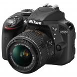 цифровой фотоаппарат Nikon D3300 KIT (AF-S DX 18-105mm VR)
