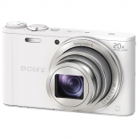 цифровой фотоаппарат Sony Cyber-shot DSC-WX350 белый
