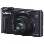 цифровой фотоаппарат Canon PowerShot SX610HS черный