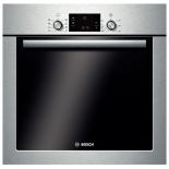 Духовой шкаф Bosch HBG23B350R серебристый