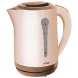 чайник электрический Mystery MEK-1638, бежевый