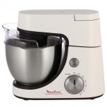 Кухонный комбайн Moulinex QA5001B1, белый/серый